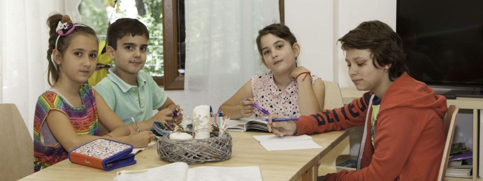 Английски език за деца от 1-ви до 3-ти клас